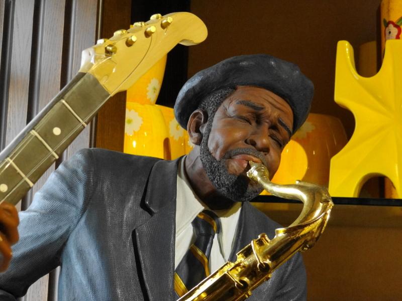 saxophone saxophonist