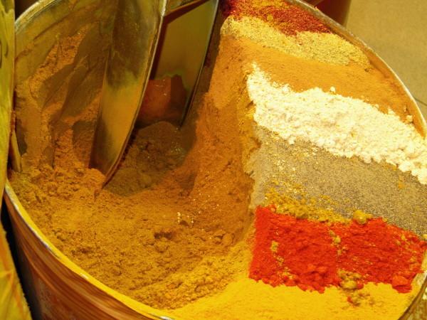 spices iranian seasoning
