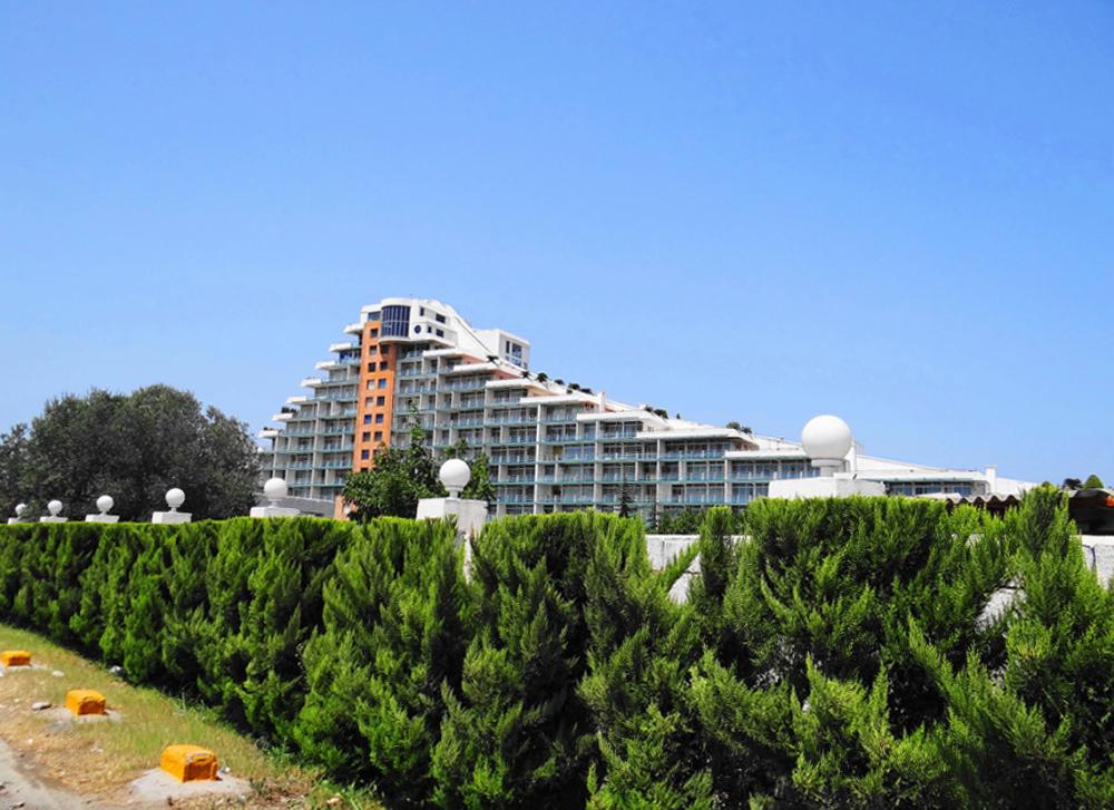 Pardis coastal complex chaloos iran