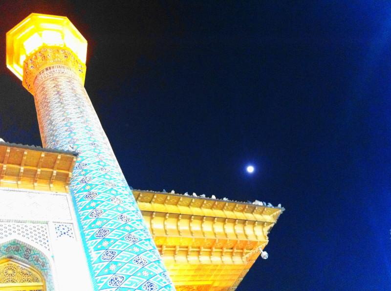 moon abalfazl Mourning