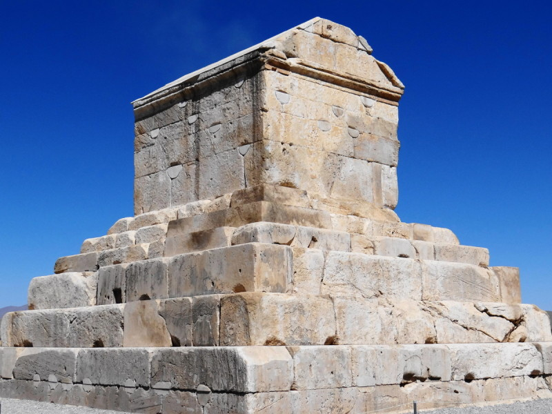 cyrus-the-great pasargad shiraz iran