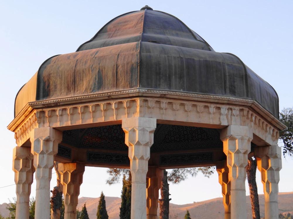 hafez-mausoleum poet shiraz iran