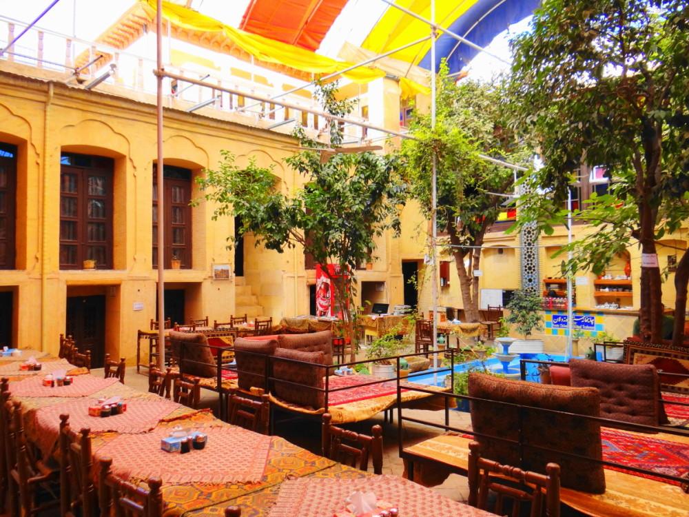 Coffee-shop shiraz iran