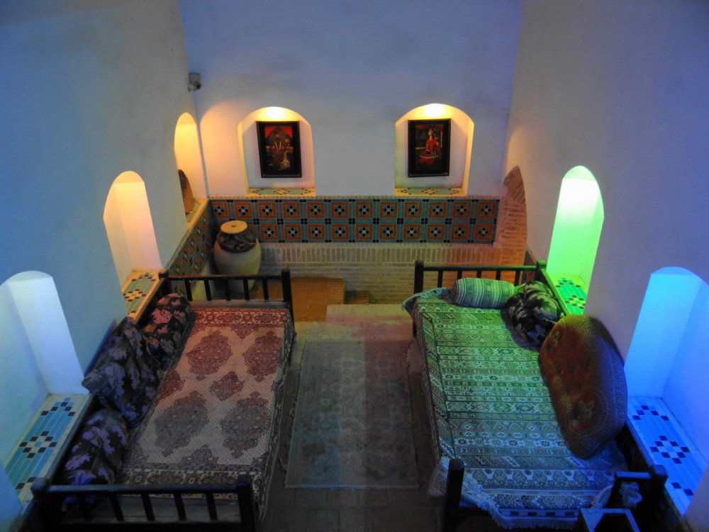 yazd old-house