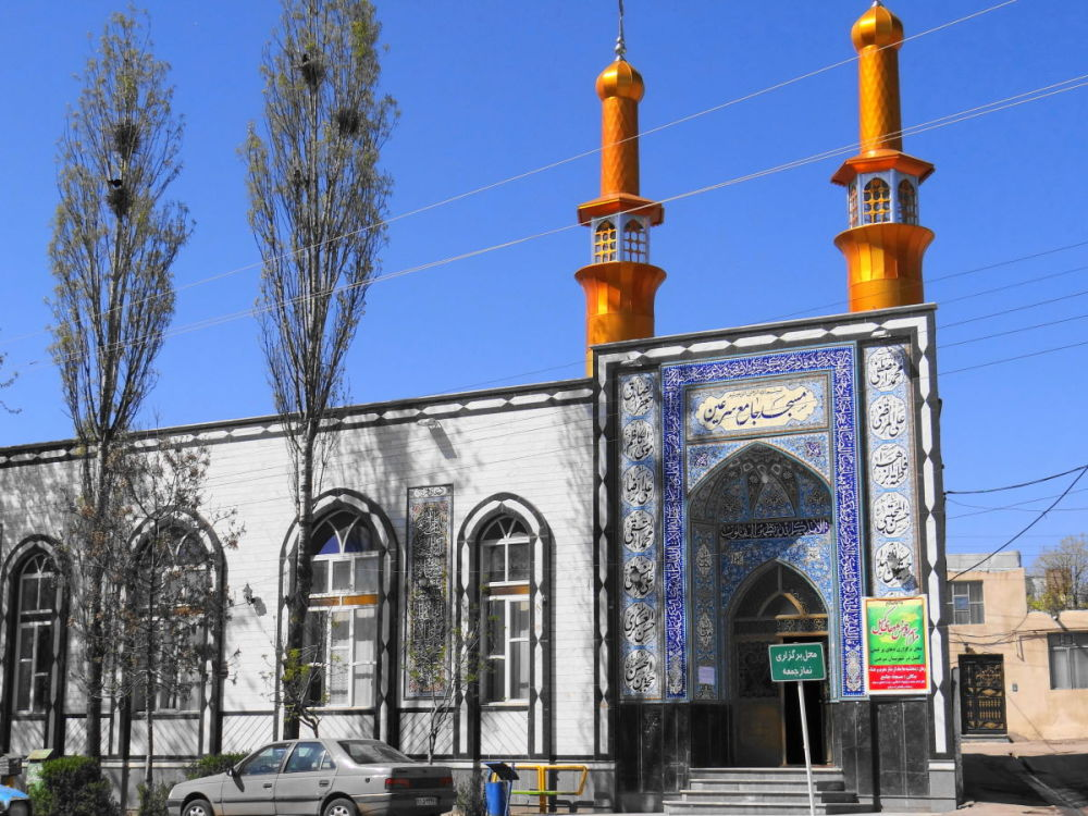 northwest tour iran travel ardabil sarein
