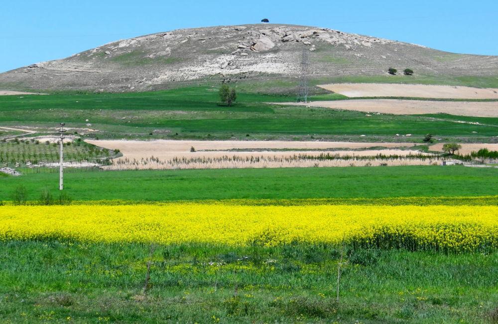northwest tour iran travel spring divaan-dareh