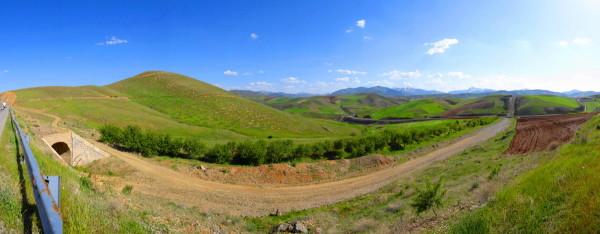 northwest tour iran travel spring saghez