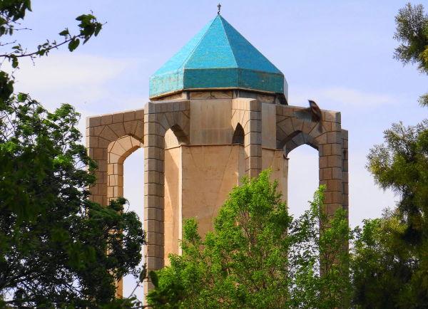 northwest tour iran travel hamadan baba-taher poet
