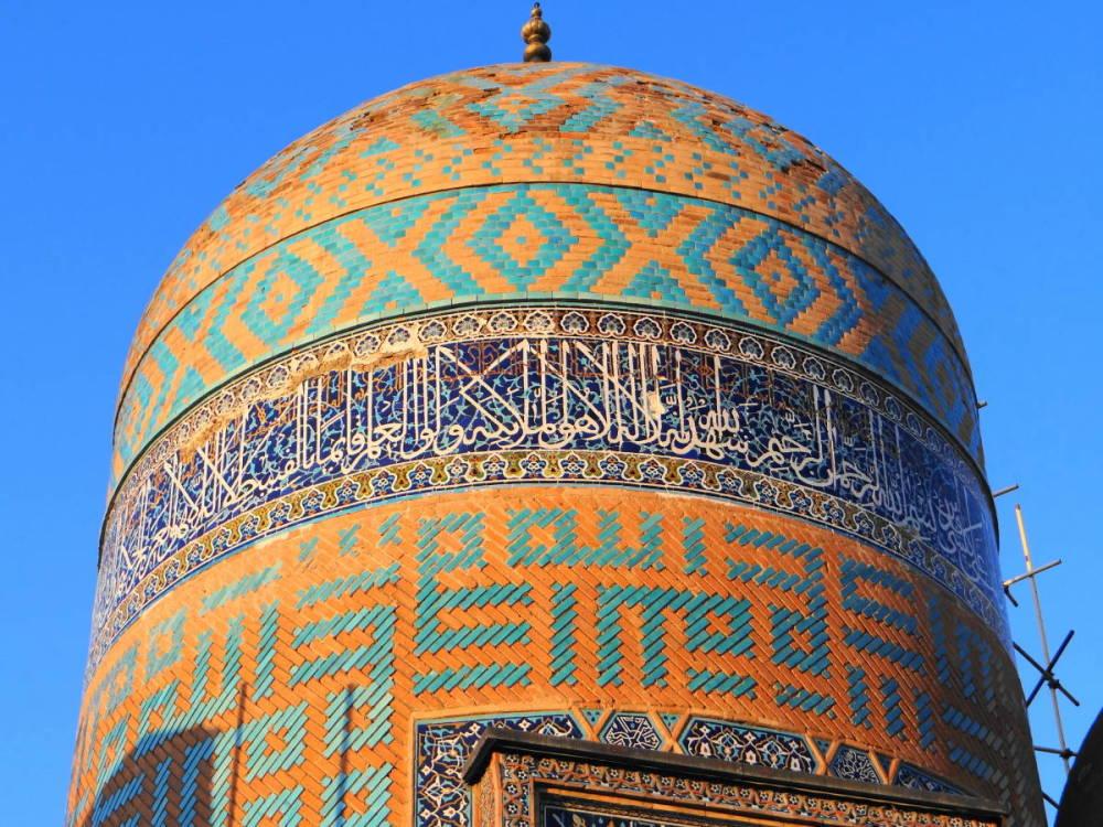Sheikh-Safi-ad-din-Ardabili iran ardabil