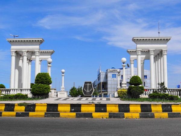 northwest tour iran travel anzali pso square