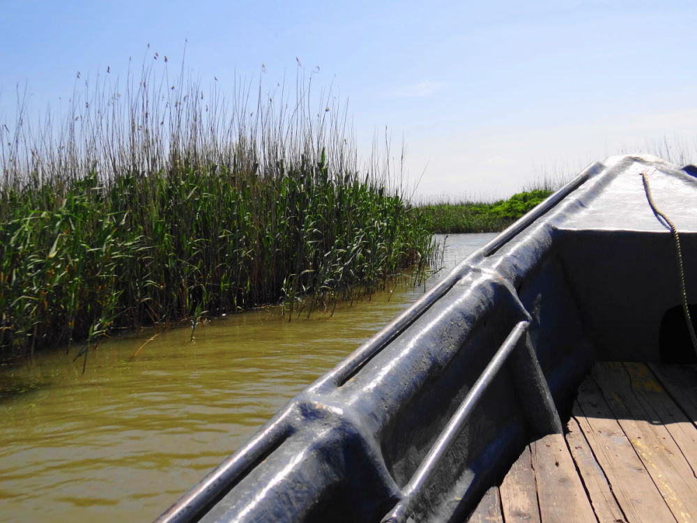 northwest tour iran travel spring anzali lagoon