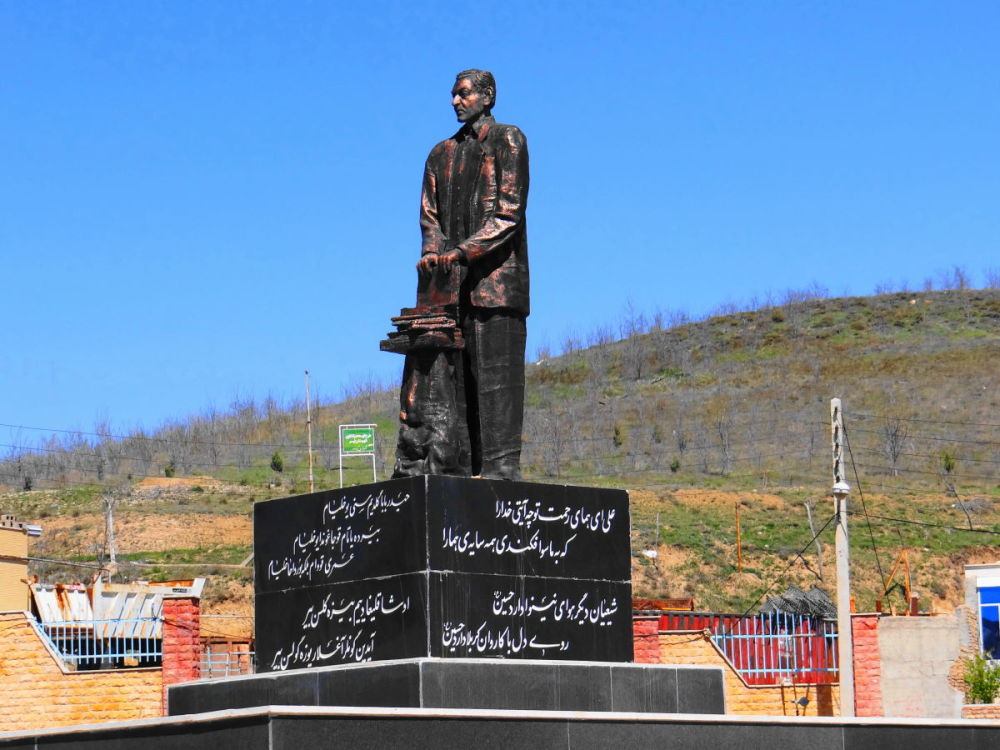 northwest tour iran travel sarab shahriar