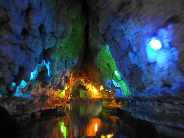 northwest tour iran mahabad sahoolan-cave aquatic