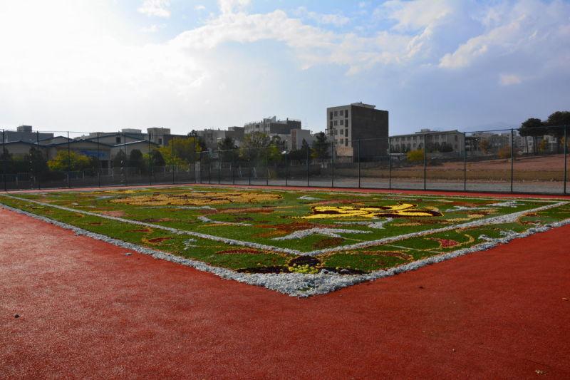 iran central-tour mahallat flower-carpet محلات فرش