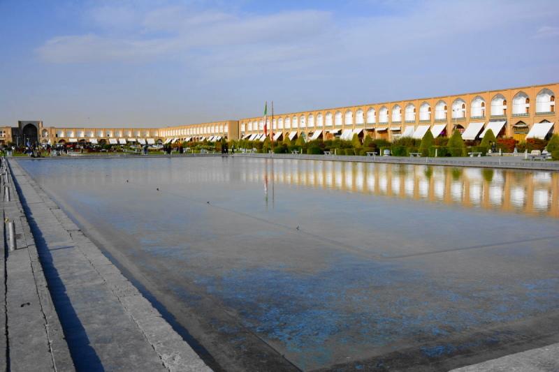 iran isfahan imam-square میدان-امام اصفهان