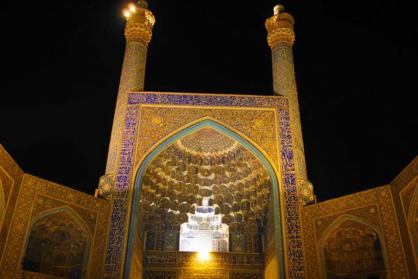 isfahan imam-mosque history safavid
