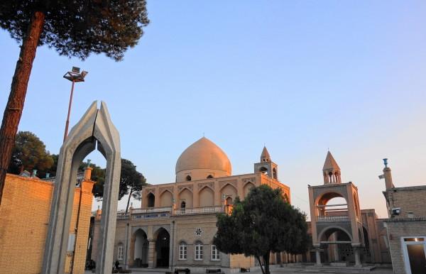 Isfahan jolfa vank-cathedral کلیسا وانک جلفا