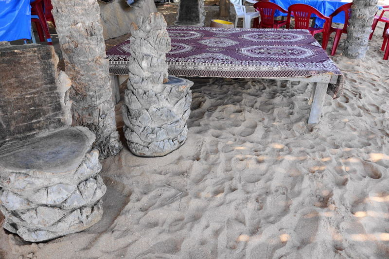 qeshm island persian-gulf hengam-island cottage