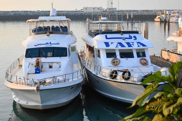 qeshm island persian-gulf boat