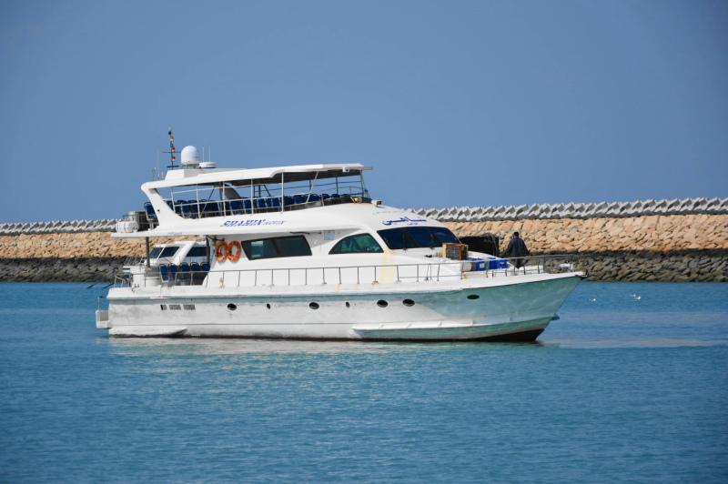 qeshm island persian-gulf passenger boat