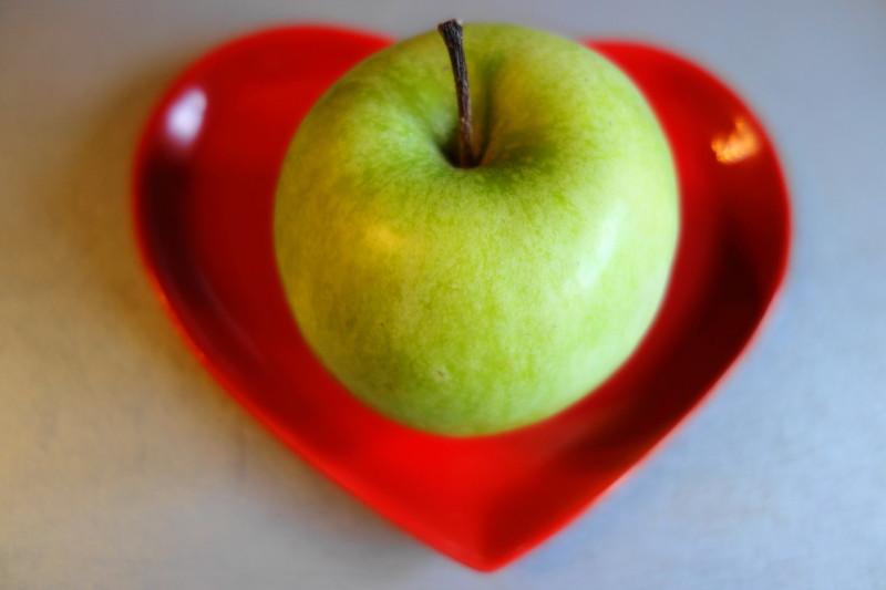 qeshm island persian-gulf apple heart