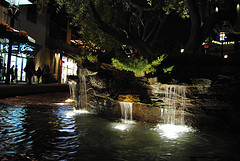 Another beautiful fountain in Downtown Disney