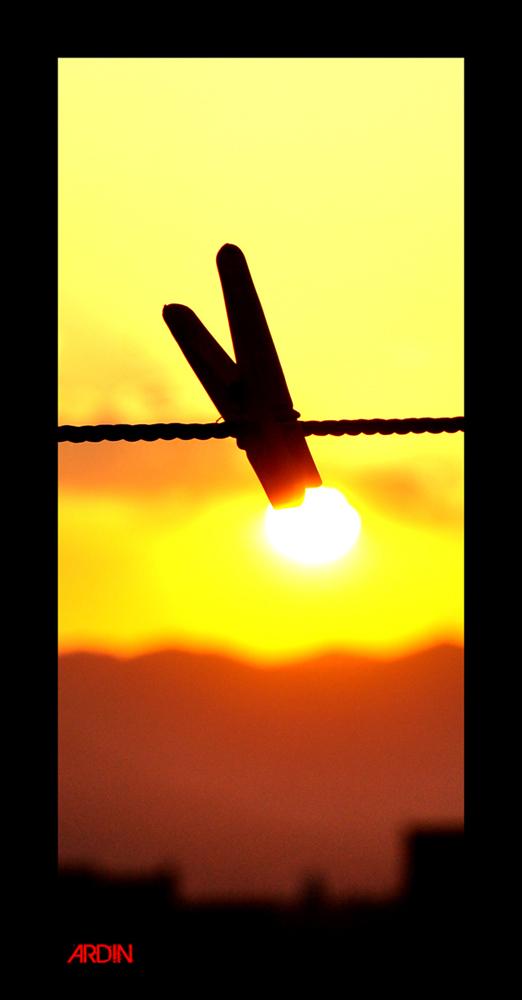 sun clamp ...