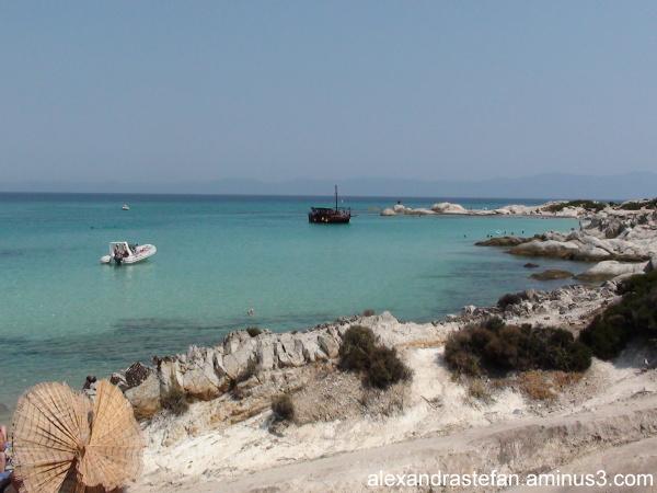 Greece-Orange Beach