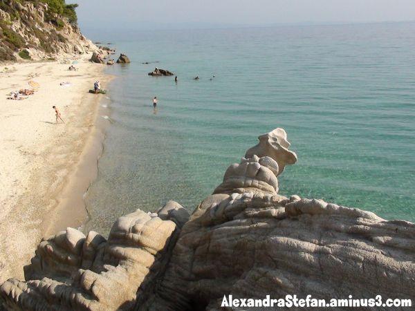 Fava Beach-Greece