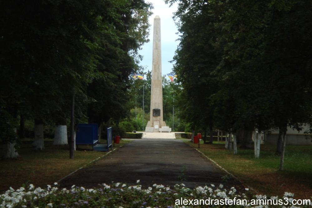 Obeliscul lui Mihai Viteazul