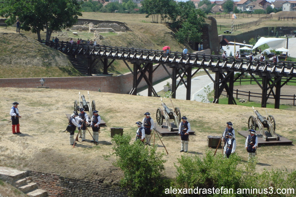 Cetatea Alba - Moment artistic 3