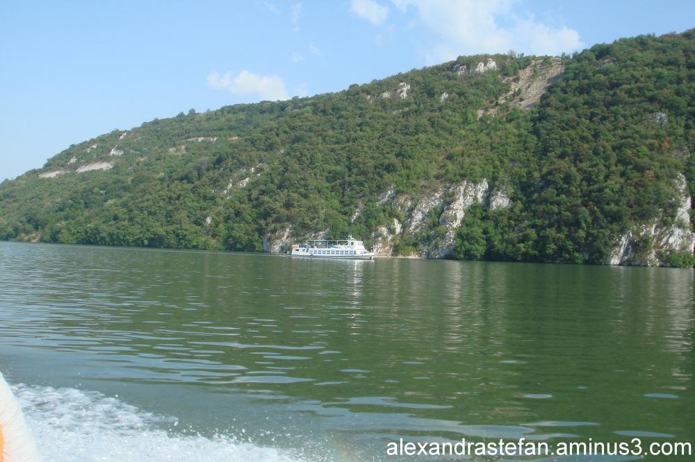 Dunarea la Orsova