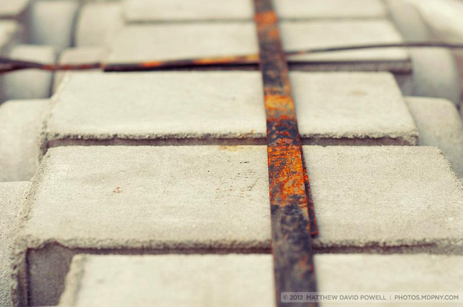 Rust. Tribeca.