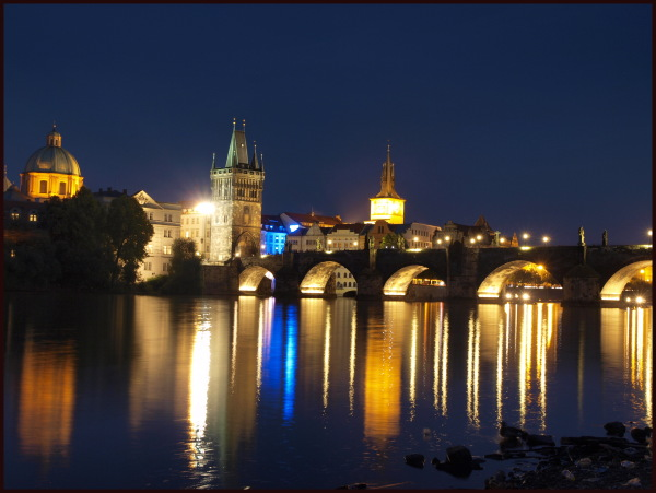 nice city of Prague