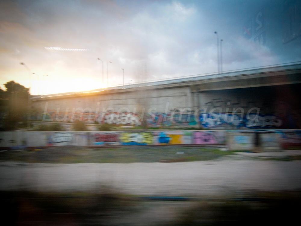 Train Window #4