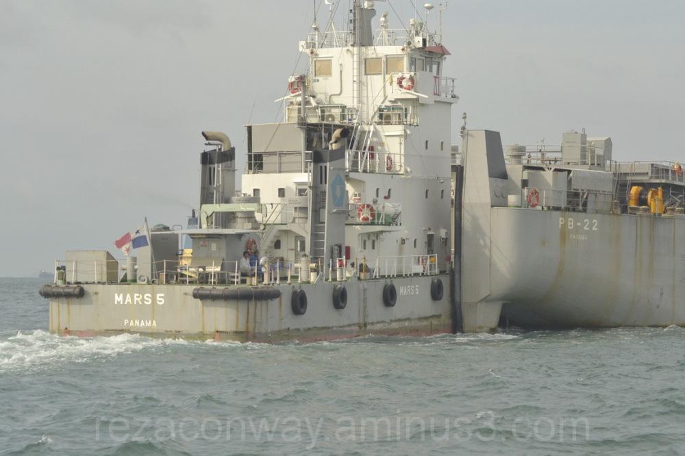 Hooper Barge