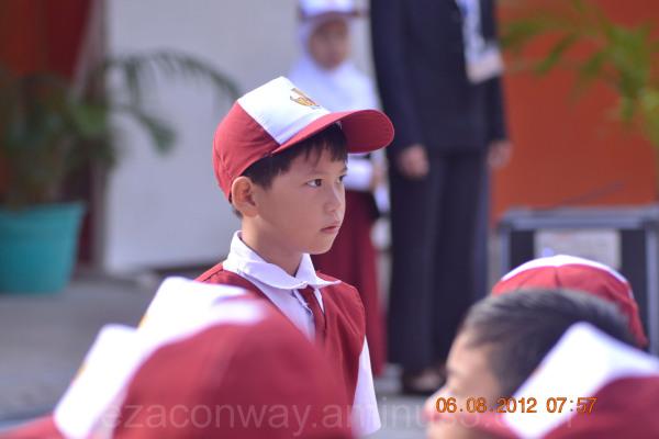 Leader among leader's