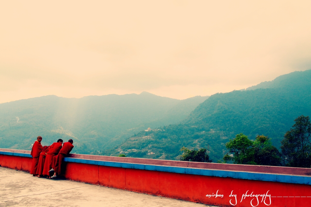 ranka monstry, sikkim