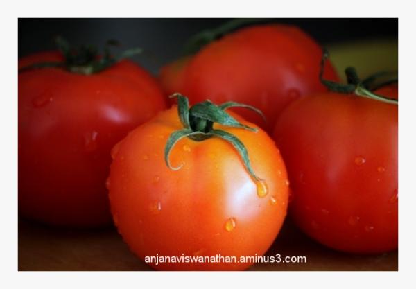 """you say tomato, I say tomahto"""