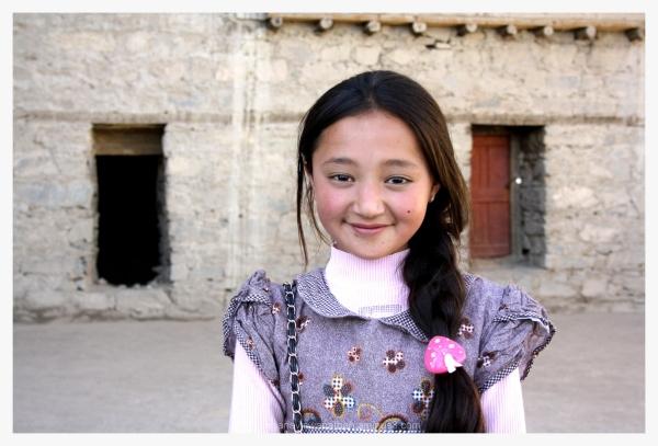 ladakh  people girl
