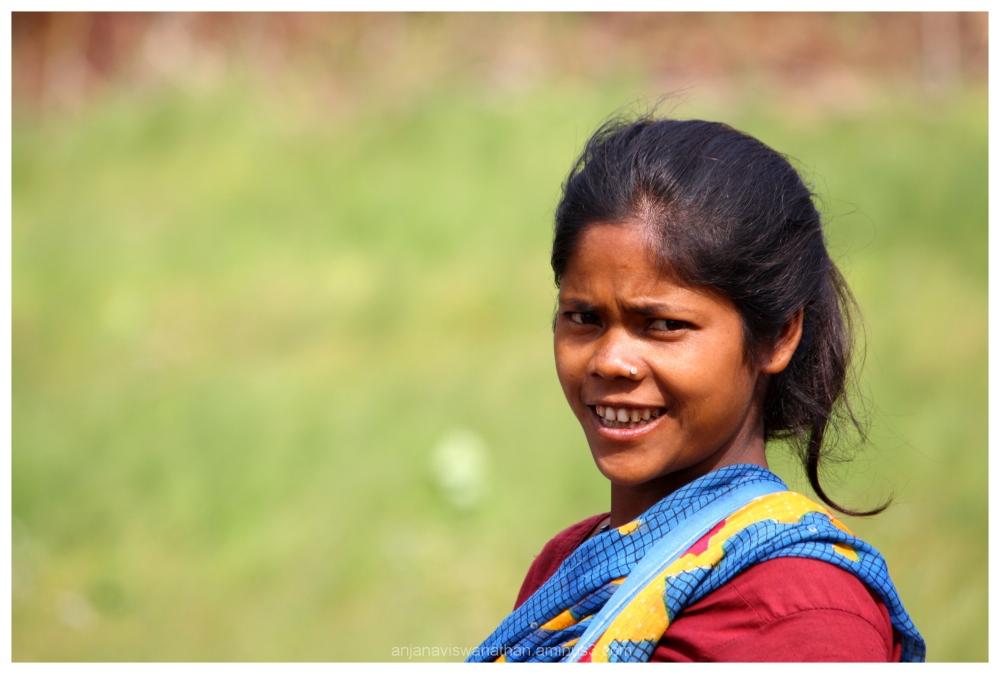 portrait people odisha