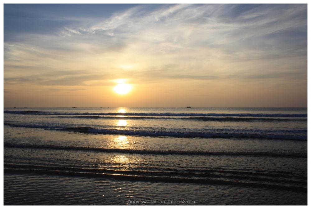 sunrise Odisha India