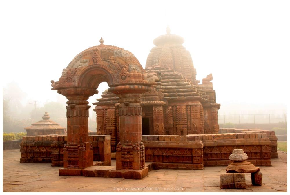 Mukteshvar Temple