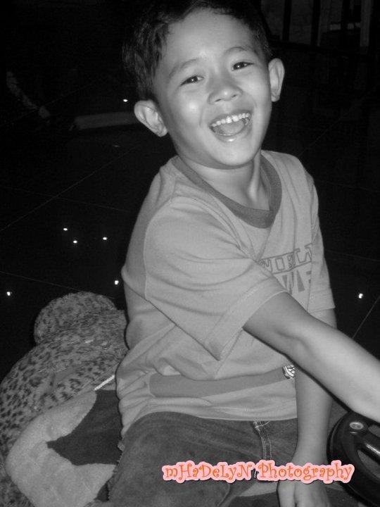 Ivan's sweet smile