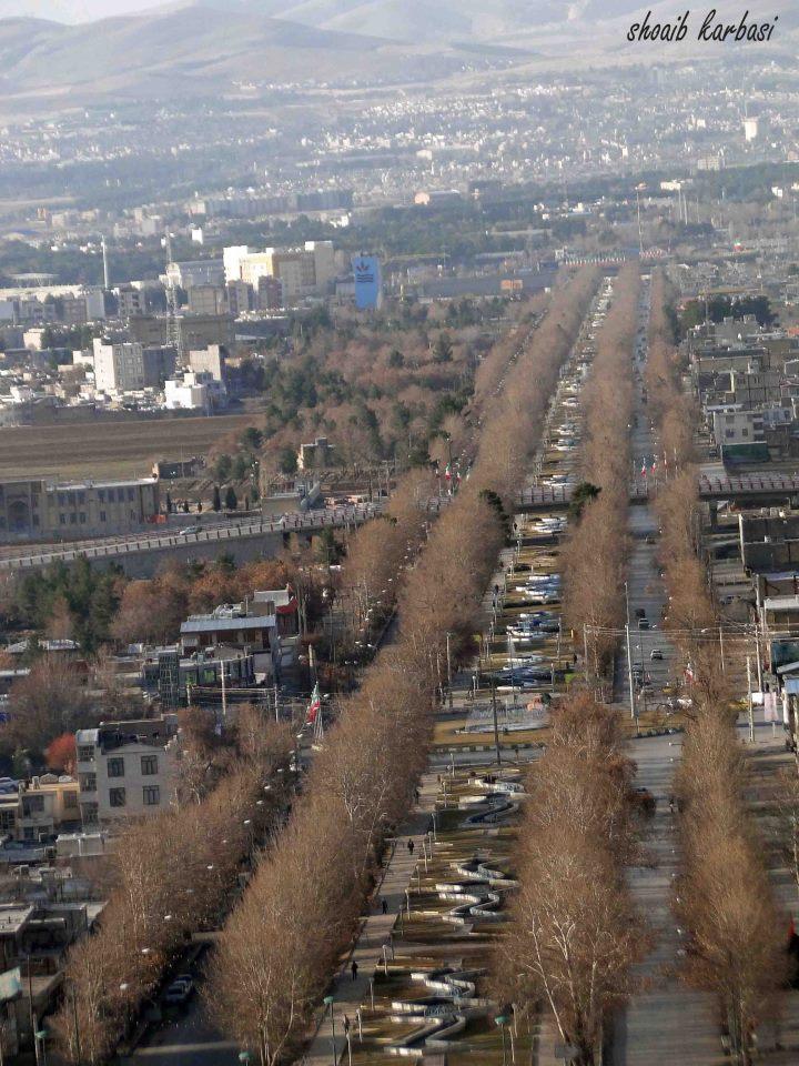کرمانشاه زمستان 90