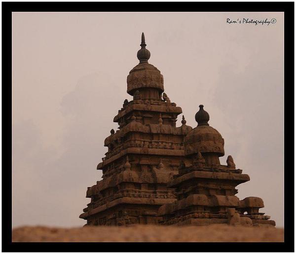 Shore Temple of Mahabalipuram