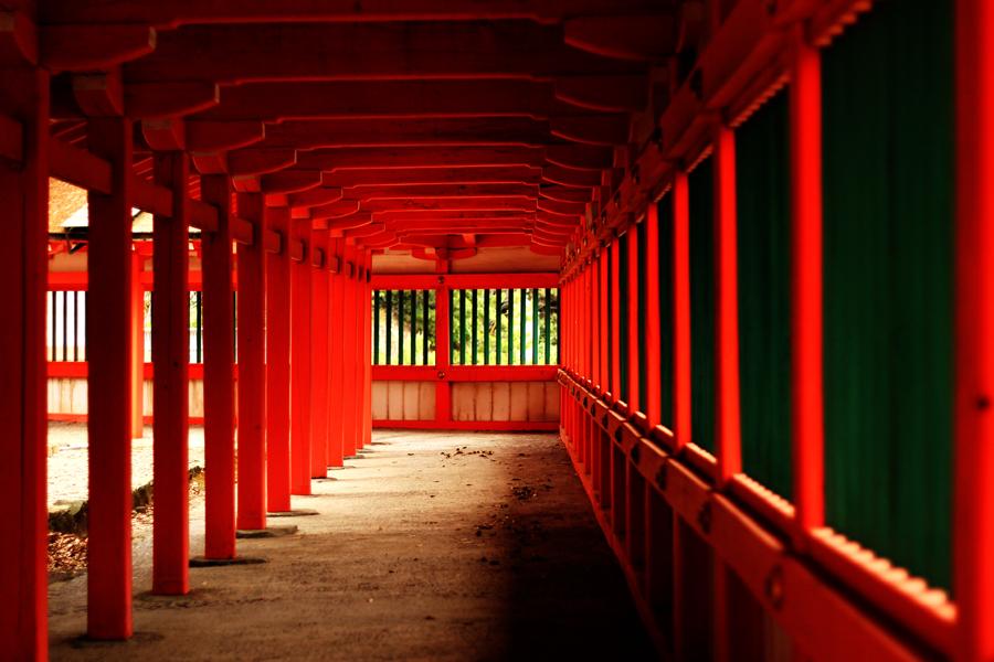 Red Passageway