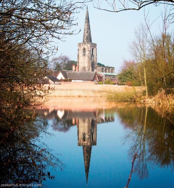 St. Mary's Church Attenborough