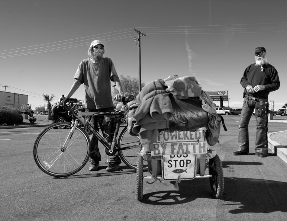 Bicycle Pilgrimage