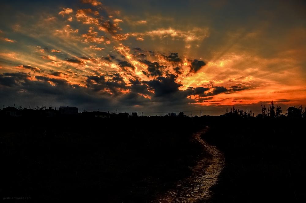 Rasht phtographer,Landscape,Rural,Sunset rasht